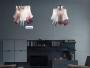 потолочные светильники vistosi