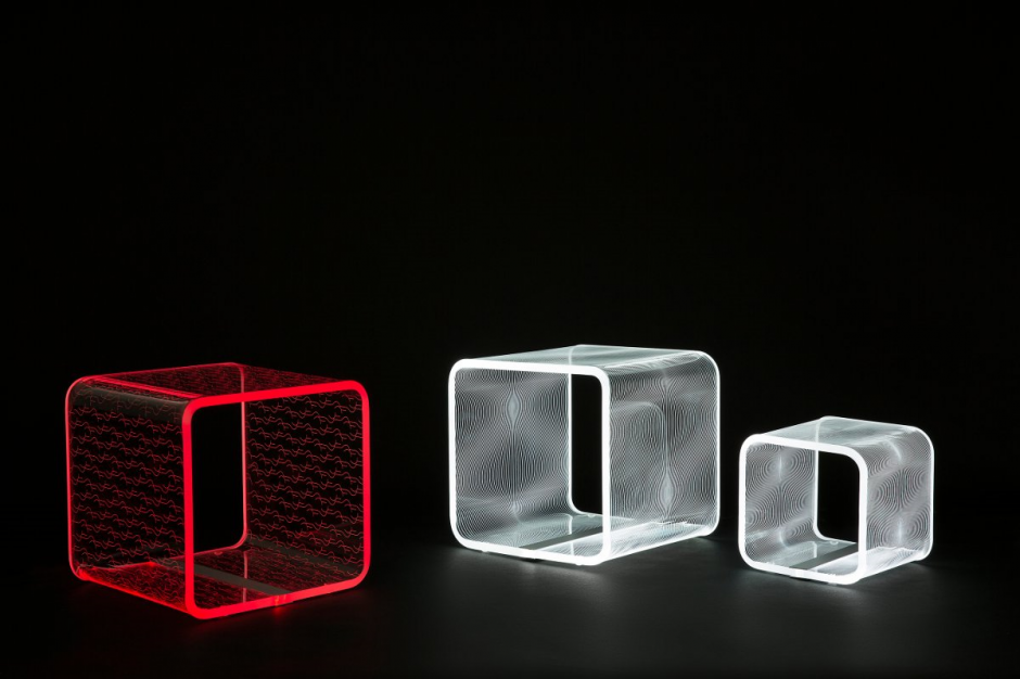 New Lamps By Karim Rashid For Vesta Serena Group